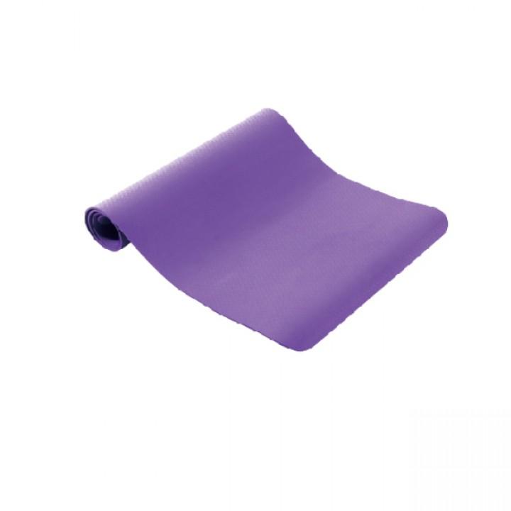 Одноцветный коврик для йоги ТПЭ JAGUAR-SPORT 0.3-1 см