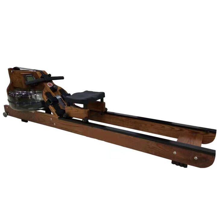 Деревянный водный гребной тренажер JAGUAR-SPORT LDE-09