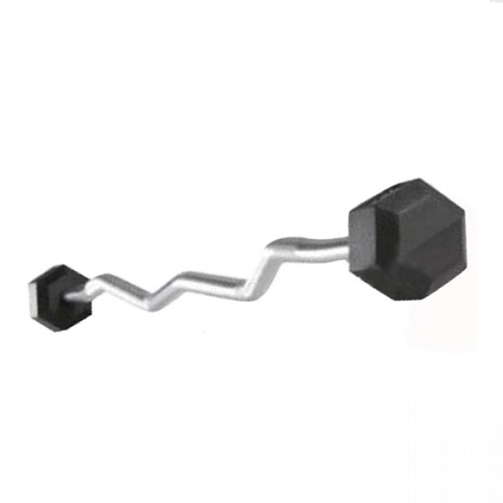 Штанга EZ образная JAGUAR-SPORT 10-50 кг