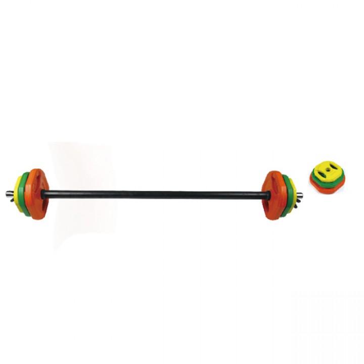 Штанга разборная JAGUAR-SPORT 20 кг