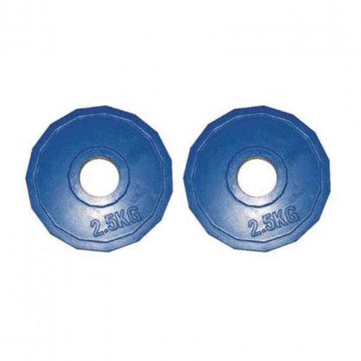 Диск резиновый 80\20, 15 граней JAGUAR-SPORT 2.5-25 кг