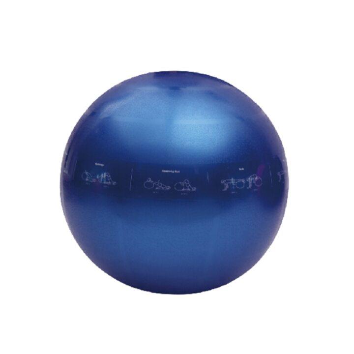 Гимнастический мяч антивзрыв JAGUAR-SPORT 55-75 см