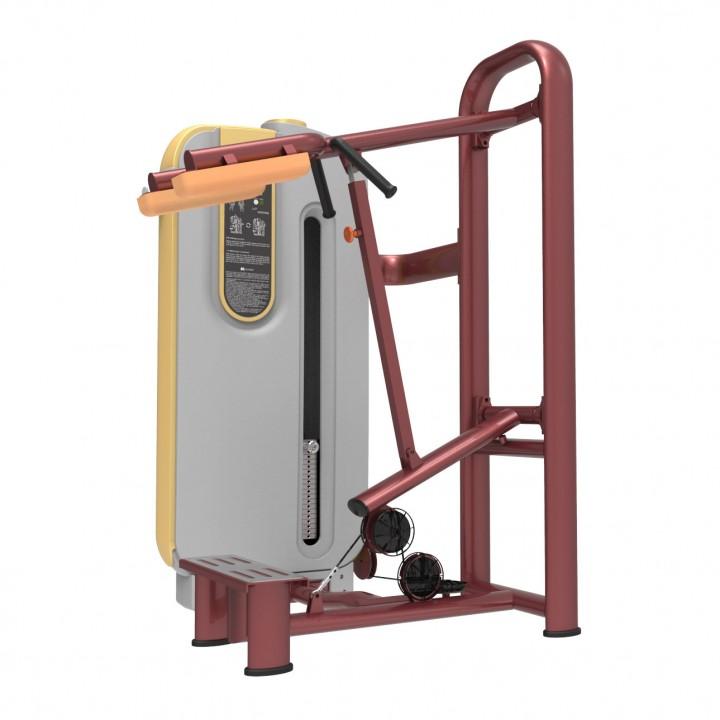Икроножные стоя (Standing Calf Machine) JAGUAR-SPORT JSGL-7097